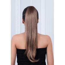 Опашка от изкуствена коса на щипка