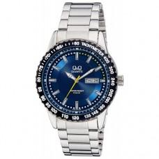 Мъжки кварцов часовник Q&Q - модел A194 - 212Y
