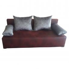 Разтегателен диван с ракла ANDOLI GALQ brdo, С 2 броя големи и 2 броя подлакътни възглавници