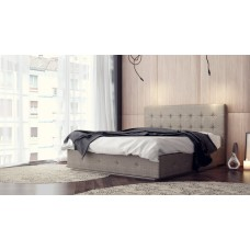 Тапицирано легло Санторини