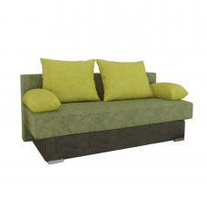 Разтегателен диван с ракла ANDOLI Mz GrPC, С 2 броя големи и 2 броя подлакътни възглавници