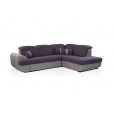 Крит Ъглов диван - purple