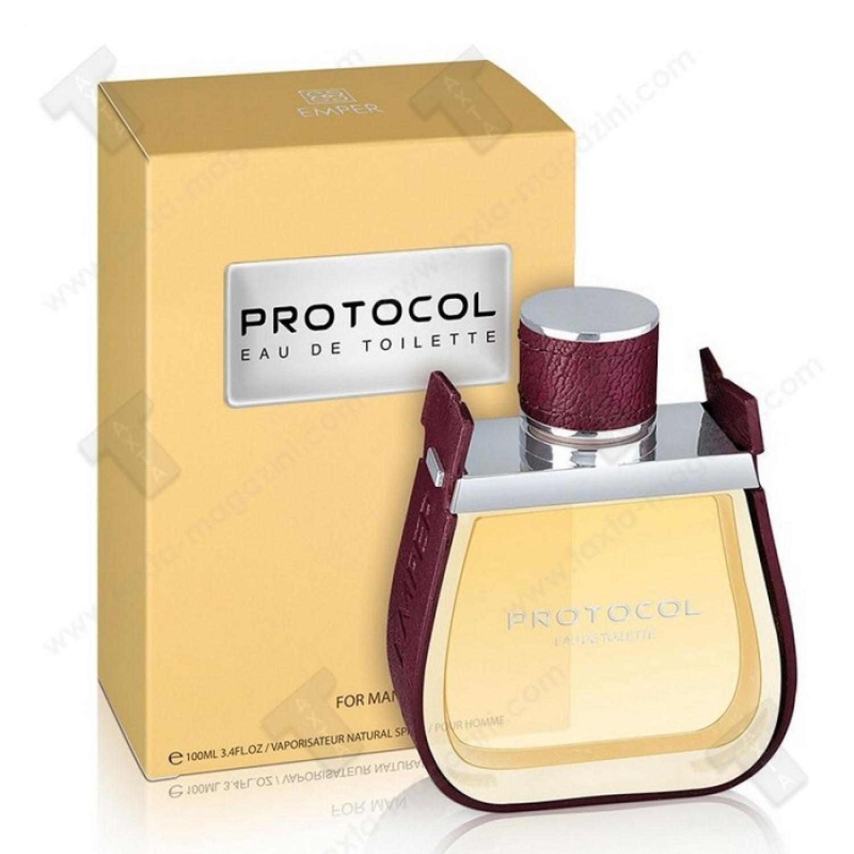 Мъжки парфюм Protocol EDT
