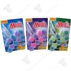 Промо пакет Medix WC fresh drops 3х2 броя,Океан, Лавандула, Бор