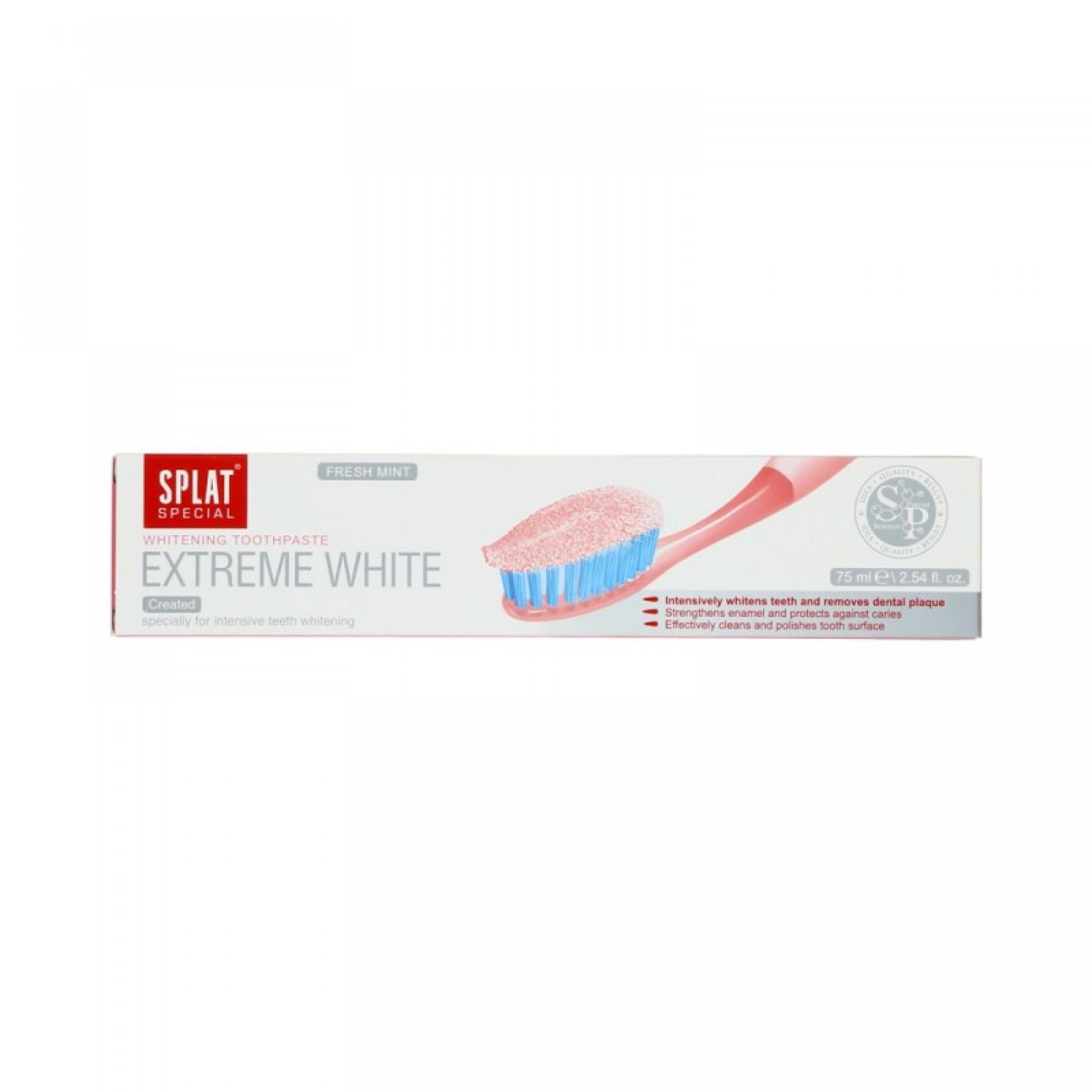 Сплат паста за зъби 75 мл Екстрийм лайт