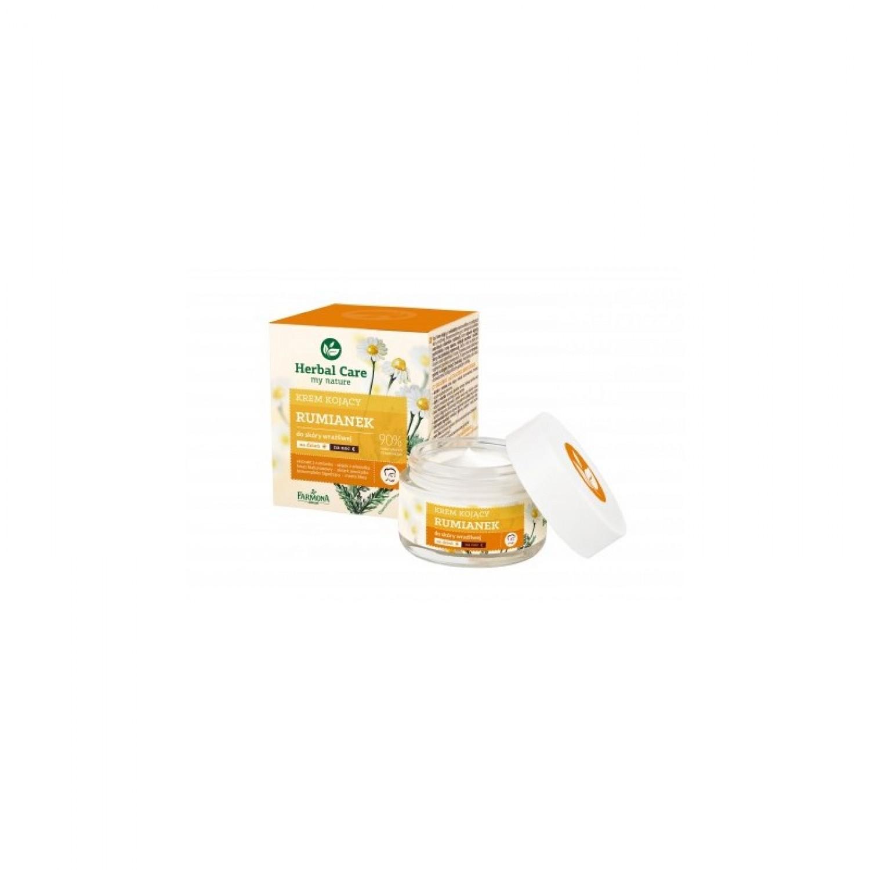 Крем за лице за чувствителна кожа Herbal Care Chamomile 50 ml Farmona