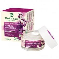 Крем за лице подхранващ Herbal Care Black Orchid 50 ml Farmona