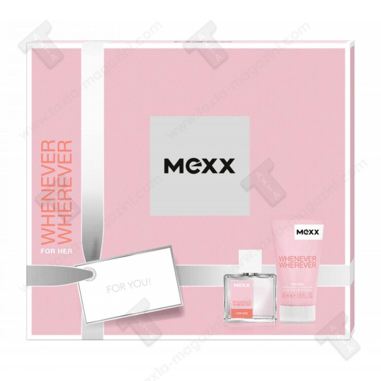 Mexx Whenever дамски подаръчен комплект