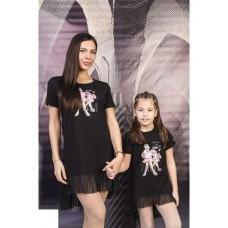Детска рокля Мама и аз