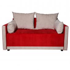 Разтегателен диван с ракла ANDOLI ERoli pin, дамаска , с 2 броя големи възглавници и 2бр. малки