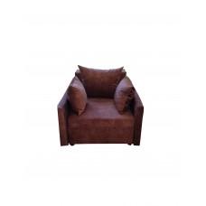 Разтегателен фотьойл с ракла ANDOLI ERoli S ramada coral дамаска с 1 голяма възглавница и 2 бр. малки