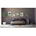 Разтегателен диван с ракла ANDOLI GeRi FS  дамаска, с 2 броя големи възглавници и 2бр. малки