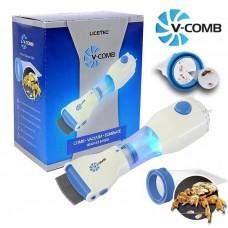 Уред за премахване на въшки V-Comb