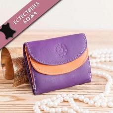 Дамско портмоне Ava – A18 Purple