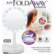 Козметично светещо огледало My foldaway